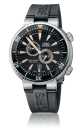 "Oris Regulateur ""Der Meistertaucher"" 01 649 7610 7164-Set"